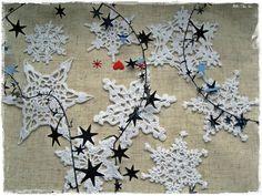 Ażurek drutuje: Coś na kiermasz bożonarodzeniowy.