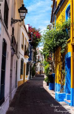 Calle Aduar, Marbella, Spain