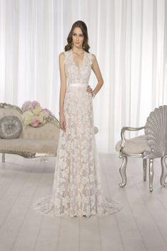 Wedding gown by Essense of Australia