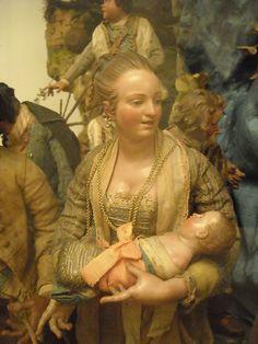 Figure for neapolitan crib 18th century - Naples, San Martino Museum by * Karl *, via Flickr
