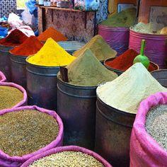 Quartier des épices, Médina, Marrakech