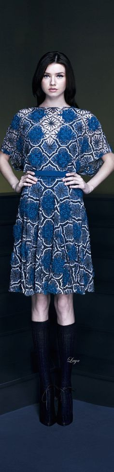 """GEORGES HOBEIKA Ready-to wear """"Signature"""",Fall-Winter 2014-15"""