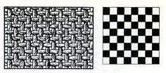 Broadcloth vs Poplin construction weaving pattern