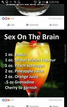 Bartender Drinks, Liquor Drinks, Cocktail Drinks, Alcoholic Drinks, Beverage, Frozen Mixed Drinks, Mixed Drinks Alcohol, Alcohol Drink Recipes, Vodka Recipes