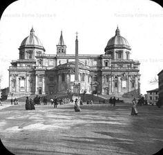 Roma Sparita - Santa Maria Maggiore 1900