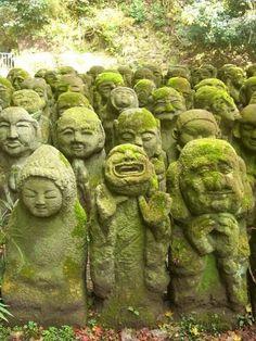 Kyoto, Japan 紅葉の古都 京都(北嵯峨:護法弁財天~愛宕念仏寺):