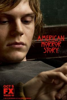 Evan Peters= one of the only reasons i saw the show lol then i got hooked and enjoyed both(: <<33