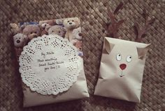 Packages from the Secret Santa! was very happy with the way they came out eventually :)