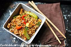 Despite being half Japanese and growing up in a home where we occasionally ate Asian-inspired dishes, the truth is, I don't cook a lot of Asian food. I enjoy eating it. If I had to live on things l...