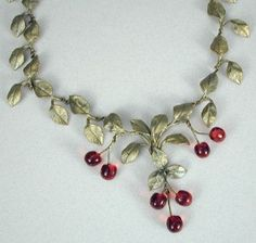 Silver Seasons - M. Michaud - Cherries