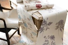 Graham & Brown  Pretty pattern or pretty certain to drive you nuts in a year? Here's how to select the perfect paper.Once the road less taken, wallpapering has become increasingly common for