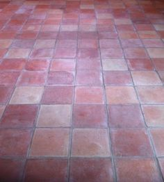 Before sealing the tiles looks dull, and the natural beauty was lost.