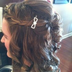 Pageant hair...or this?