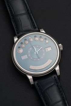 Svend Andersen Previously complications master at Patek