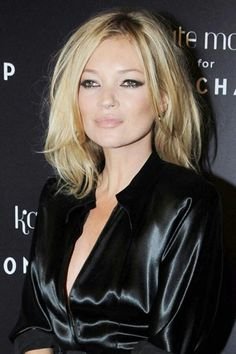 Kate Moss Hairstyles : 2014 New Hair Style Models Celebrity Hairstyles, Girl Hairstyles, Fringe Hairstyles, Kate Moss Hair, Kate Moss Style, Queen Kate, Waves Curls, Corte Y Color, Tips & Tricks