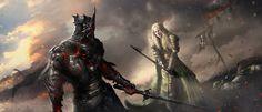 Shieldmaiden of Rohan by CKGoksoy.deviantart.com on @DeviantArt