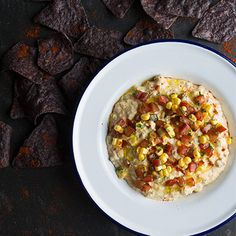Learn to make the ultimate summer dip: Mexican style street corn dip
