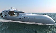 10 Amazing Futuristic Yacht Designs |