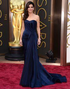 Sandra Bullock. Academy Awards 2014