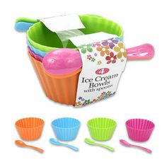 8 Pieces Plastic Ice Cream Bowls with Spoons, 4 Colors Home Ware,http://www.amazon.com/dp/B005SZ0KCA/ref=cm_sw_r_pi_dp_HAjrtb12K5B29Q5H