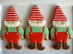 santa gnome | Flickr - Photo Sharing!
