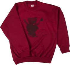 SOVEREIGN's People's Man sweater in maroon