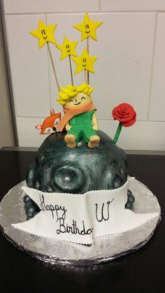 Torta el principito (mugcake)