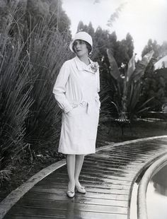 Mary Pickford in the 1920s