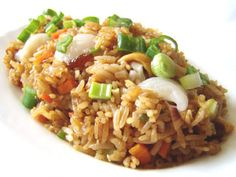 Appon's Thai Food Recipes: Thai Fragrant Rice Recipe Archives