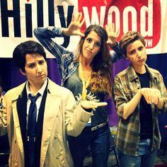 The Hillywood Show | Hilly Hindi | Hannah Hindi | Supernatural Parody | Geeky Con 2015