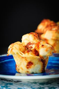 Pull Apart Pizza Muffins are a snack any kid (or kid at heart!) will love. Great for the after school munchies!