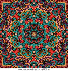 Mandala Design, Mandala Art, Paisley Art, Mudras, Ancient Egyptian Art, Islamic Art, Pattern Art, Illusions, Printing On Fabric