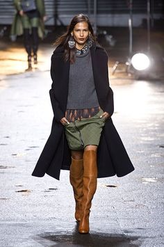 All The Looks: 3.1 Phillip Lim's Effortlessly Cool Fall 2013 Collection