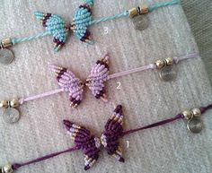 Free pattern for necklace Taya - - Ideas & Thoughts Macrame Design, Macrame Art, Micro Macrame, Macrame Jewelry, Macrame Bracelets, Bohemian Jewelry, Diy Jewelry, Jewelery, Handmade Jewelry