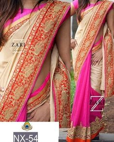 Fancy Designer Bollywood Replica Saree in different designs and colours a must have for your Party wear.  whatsapp / call / viber 919884034418 / 919444058584  An exclusive collection of Fancy Designer Bollywood replica Saree from the house of Gautam Marketing. These designer sarees are a must have wardrobe collection and can be used for all occasions. These designs are exclusively crafted to bring the inner beauty of the women who adores our collection. --> For more updates follow us on…