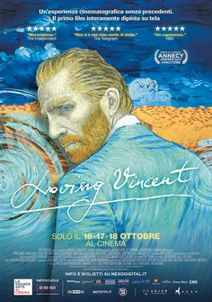 Loving Vincent  #animazione - #biografico - #giallo - #arte