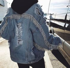 Denim jacket😍