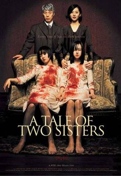 Watched this last night...it was probably the weirdest, scariest, most confusing movie I've ever seen...