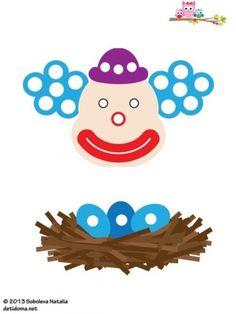 Пластилиновые заплатки - Поделки с детьми | Деткиподелки