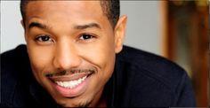 Micheal b jordan :))) He is a cutie to me:) Michael Jordan Actor, Black Is Beautiful, Gorgeous Men, Beautiful People, Jordan Movie, Fine Black Men, Fine Men, Human Torch, Man Crush Everyday