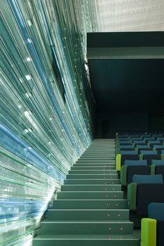 El Batel. Auditorio y Palacio de Congresos en Cartagena   Find more: www.pinterest.com/AnkApin/public-b-commercial