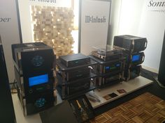 An amazing system last week end in Pakrac (HR) with our racks BbyBASSOCONTINUO, McIntosh Laboratory Inc. and Sonus faber. Again a special thanks to our partner BIS audio. #bassocontinuo #mcintosh #sonusfaber #multipak #bisaudio #audiophile #audioshow #hifiporn #blueeyes #audiorack #bbybassocontinuo #madeinitaly #wewillrackyou #handmade #luxury #design