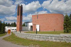 Aitolahden kirkko. Kirkot - Tampereen seurakuntayhtymä