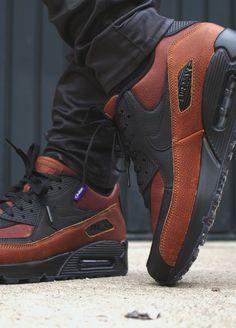 Nike ID Air Max 90 Pendleton (by iso_grail)