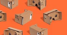 Have you heard?! #GoogleCardboard now lets you watch all @YouTube videos!! Get the details on our #blog!  #YouTube #tech #videos #google #entertainment #virtualreality #fun