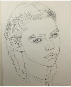 Discover The Secrets Of Drawing Realistic Pencil Portraits - Face. - Discover The Secrets Of Drawing Realistic Pencil Portraits – Face. Portrait Au Crayon, Pencil Portrait, Pencil Art, Pencil Drawings, Art Drawings, Horse Drawings, Portrait Sketches, Drawing Sketches, Drawing Portraits