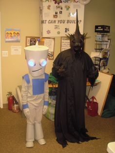 Robot Gir and the Witchking- Halloween 2011 Halloween Rocks, Halloween Party, Robot Costumes, Google Images, Girly, Kids, Women's, Young Children, Boys
