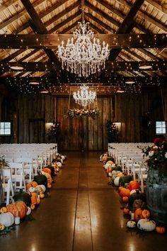12 Ways to Decorate Your Fall Wedding With Pumpkins - - This fun roundup of fall wedding decorations includes everything from pumpkin wedding centerpieces to pumpkin aisle decor and escort cards. Wedding Aisles, Gazebo Wedding Decorations, Our Wedding, Dream Wedding, Wedding Rings, Rustic Wedding, Perfect Wedding, Gothic Wedding, Halloween Wedding Decorations