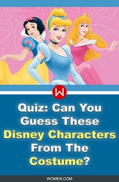 Do you know all the Disney Costumes? How good is your visual memory for the Disney Characters and their clothes? Test it out here! Snow White, Cinderella, Sleeping Beauty, Moana, Alive in the Wonderland, Prince Charming, Prince Eric, Aladdin, Disney Costumes quiz, Disney Characters clothes, Disney dresses, Disney Quiz.
