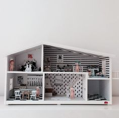 lundby doll house renovation | chloe loves scandinavian design